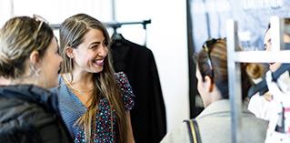 Ο ρομαντικός αέρας του Filanthi Bogea φύσηξε στο Fashion Room Service Spring Edition!