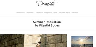 Summer Inspiration, by Filanthi Bogea