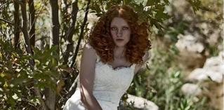 Filanthi Bogea: minimal - glam νυφικά στο Fashion Room Service | Xmas Glam Edition