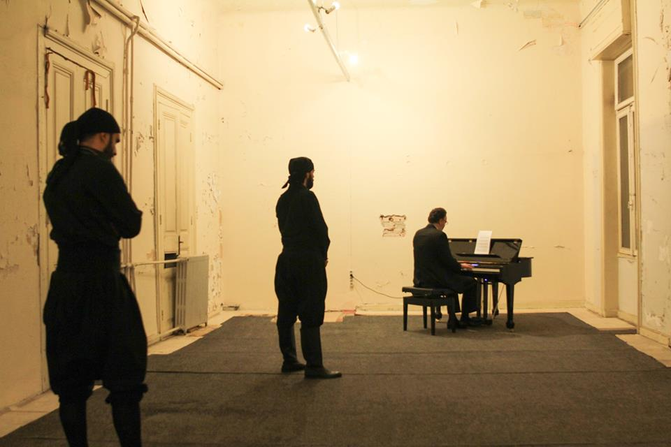 Athens Bienalle 6